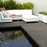 terrasse bois composite noir 8
