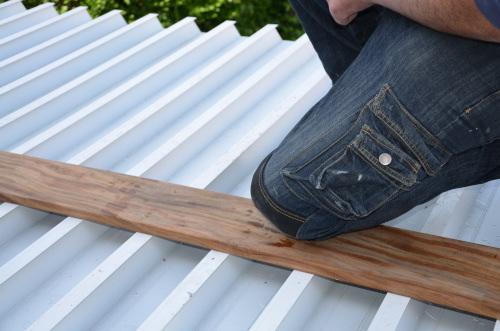 terrasse bois etanche