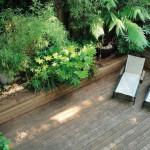 terrasse bois jardin japonais 3