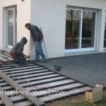 terrasse composite comment faire 3