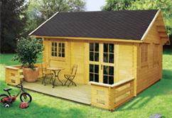 terrasse jardin bois castorama 3