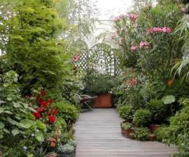 terrasse jardin suspendu 1