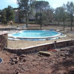 terrasse piscine sur sable 6