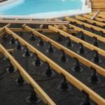 terrasse bois composite sur plots 2