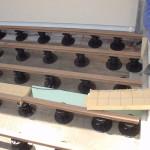 terrasse bois composite sur plots 7