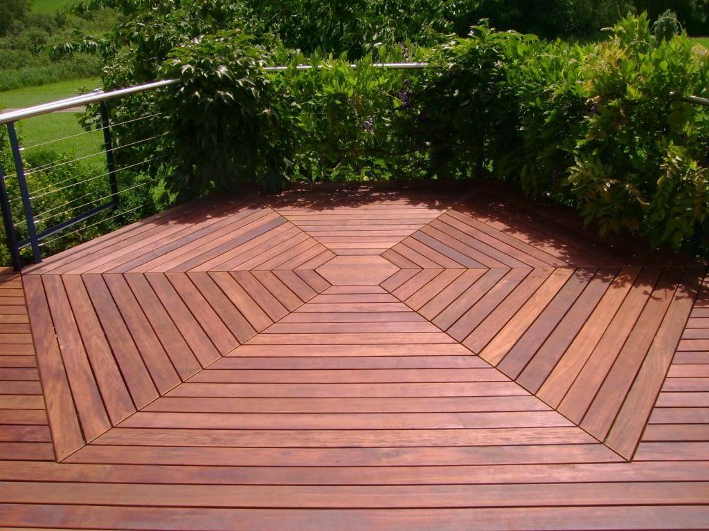 Terrasse bois jatoba