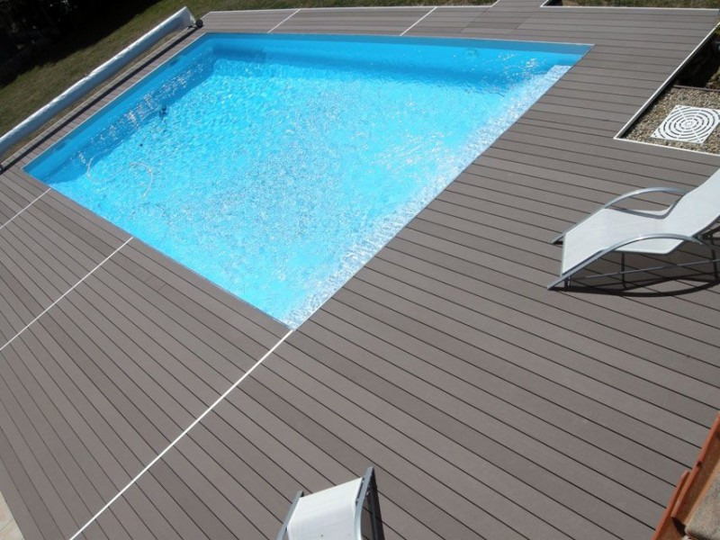 Pourtour De Piscine Construction Piscine Marinal B Ton