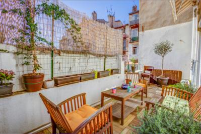 terrasse bois 15m2 1. Black Bedroom Furniture Sets. Home Design Ideas