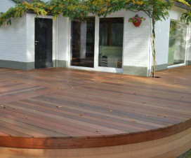 terrasse bois bambou 1
