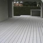 terrasse bois composite gris clair 1
