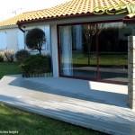 terrasse bois composite gris clair 4
