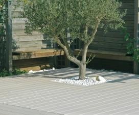 terrasse piscine en travertin. Black Bedroom Furniture Sets. Home Design Ideas