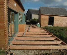 terrasse bois douglas 1