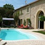 terrasse avec piscine 3
