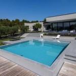 terrasse avec piscine 8
