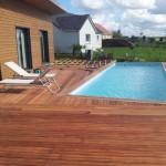 terrasse avec piscine 9
