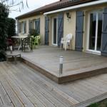 terrasse bois classe 4 4