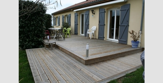 Terrasse bois classe 4 4 - Bois de terrasse classe 4 ...