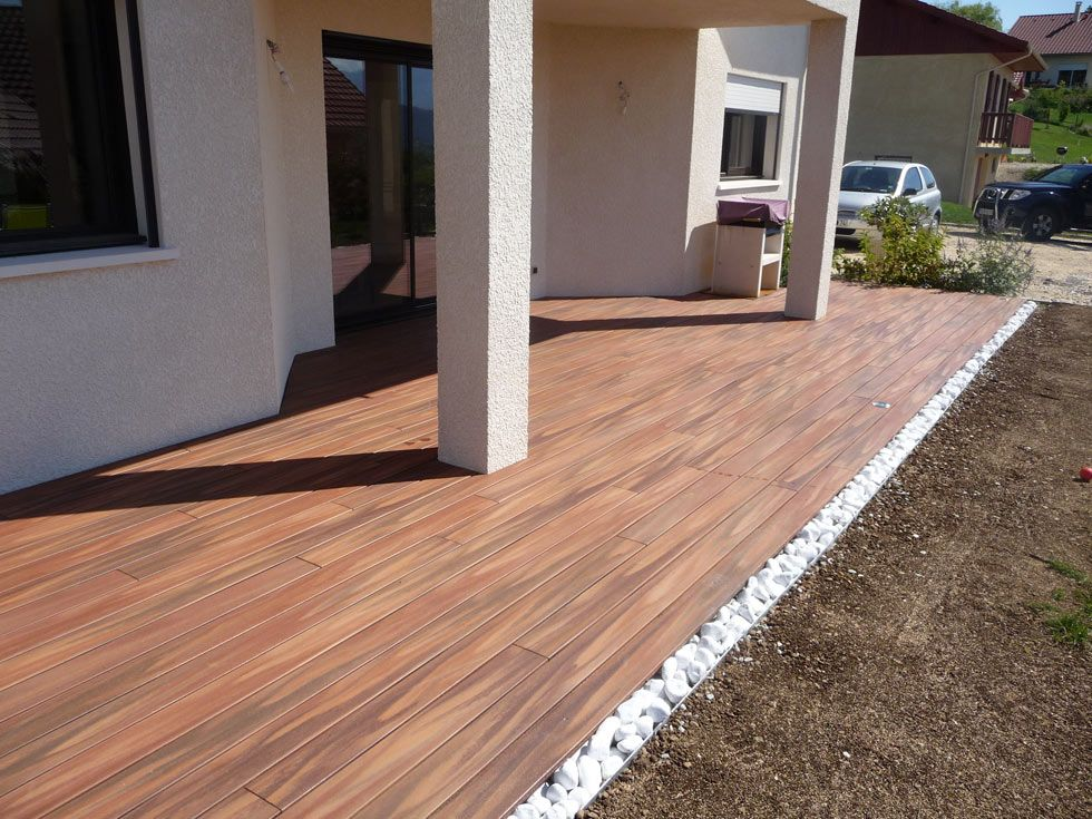 terrasse bois ou composite design d 39 int rieur et id es On photos terrasse bois composite