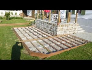 terrasse bois fabrication. Black Bedroom Furniture Sets. Home Design Ideas