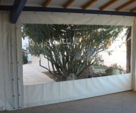 terrasse couverte plastique 1
