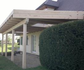 terrasse couverte toit plat 1