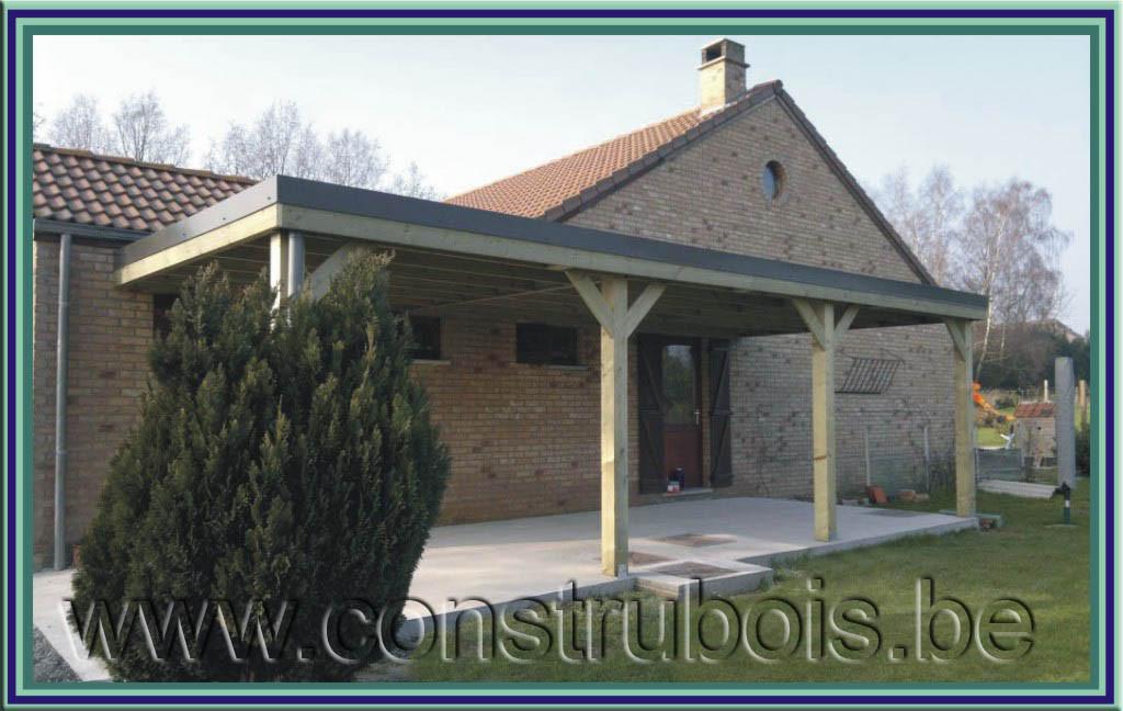 terrasse couverte toit plat 4