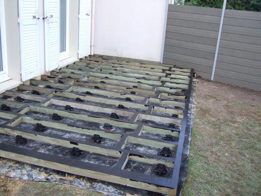 Terrasse composite moins cher - Dalle composite pas cher ...