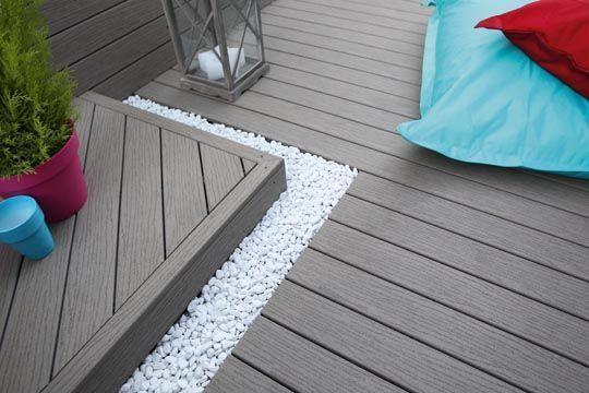 Terrasse en bois composite pas cher