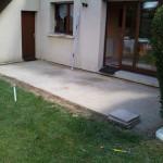terrasse en composite sur dalle beton - Poser Une Terrasse En Composite Sur Dalle Beton