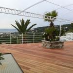 terrasse bois bambou 2