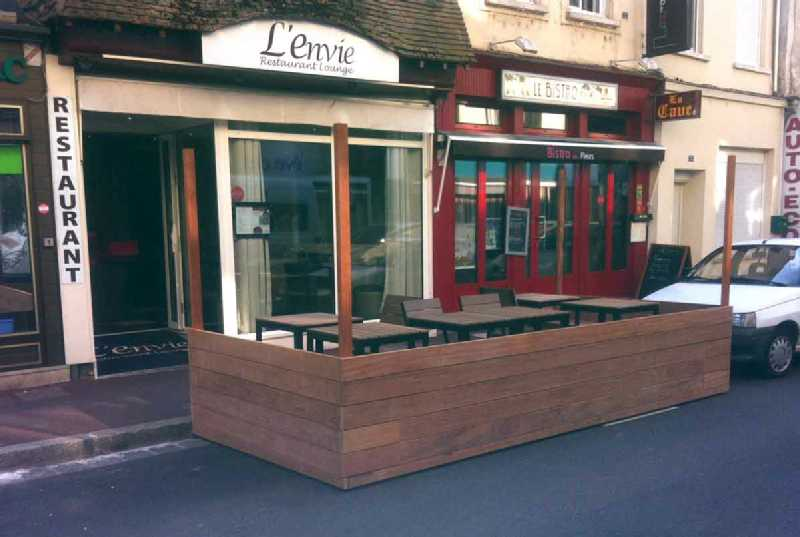 terrasse bois bar. Black Bedroom Furniture Sets. Home Design Ideas