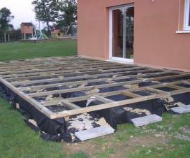 terrasse bois composite silvadec. Black Bedroom Furniture Sets. Home Design Ideas