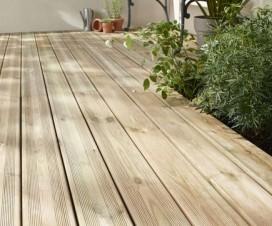 terrasse bois naturel 1