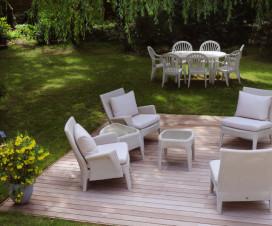 terrasse en jardin 1