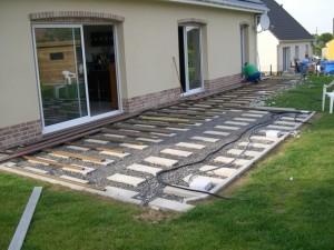 Terrasse bois avis - Idee amenagement terrasse bois ...