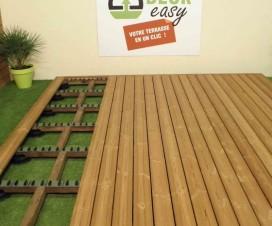 terrasse bois en kit 1