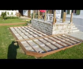 terrasse bois fabrication 1