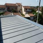 terrasse bois sur toiture zinc 4