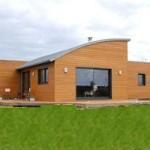 terrasse bois sur toiture zinc 5