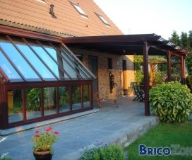 terrasse couverte en verre 1