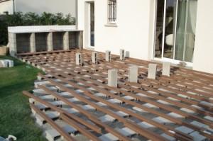 Terrasse Composite En Hauteur