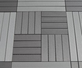 terrasse composite sur dalle 1