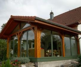 terrasse couverte bois 1