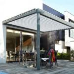 terrasse couverte lames orientables 1