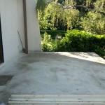 terrasse en bois composite sur dalle beton 2