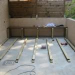 terrasse en bois composite sur dalle beton 9