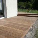 terrasse en bois exotique 1
