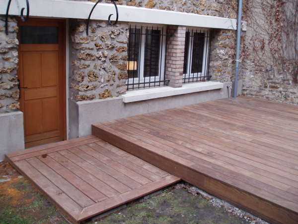 terrasse en bois exotique 7