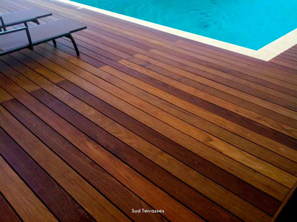 terrasse en bois exotique 8